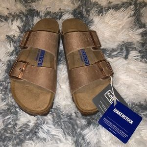 NWT SOFT FOOTBED BIRKENSTOCK 37